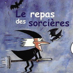 0004-1 LE REPAS DES SORCIÈRES (CD)