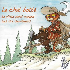 0026-1 LE CHAT BOTTÉ (CD)
