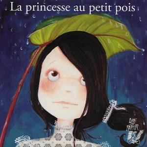 0034-1 LA PRINCESSE AU PETIT POIS (CD)