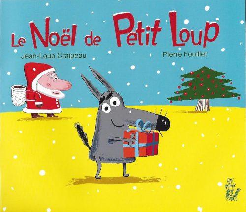 4023-COUV LE NOEL DE PETIT LOUP