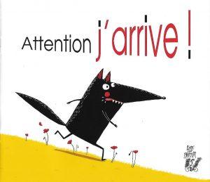 4024 ATTENTION J'ARRIVE