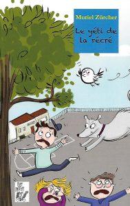 7032-COUV LE YÉTI DE LA RÉCRÉ