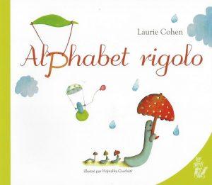 4031- L'Alphabet rigolo couv