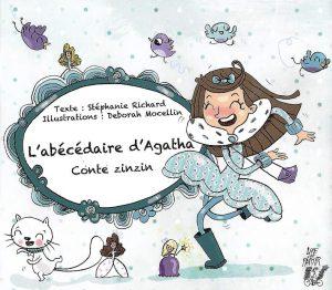 5077-COUV L'ABÉCÉDAIRE D'AGATHA, CONTE ZINZIN