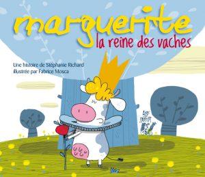 5088-1-600 MARGUERITE, LA REINE DES VACHES