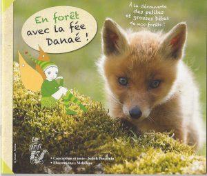 5079-danae EN FORÊT AVEC LA FÉE DANAÉ