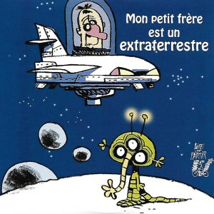 0027-1 MON PETIT FRÈRE EST UN EXTRATERRESTRE (CD)