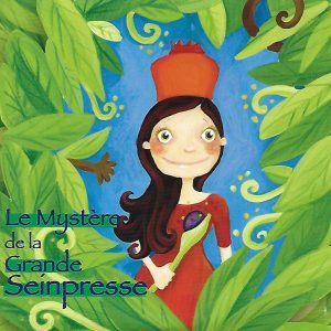 0030-1 LE MYSTERE DE LA GRANDE SEINPRESSE (CD)