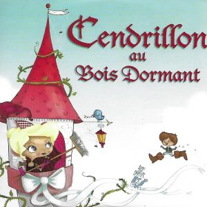 0039-1 CENDRILLON AU BOIS DORMANT (CD)