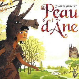 0040-1 PEAU D'ÂNE (CD)