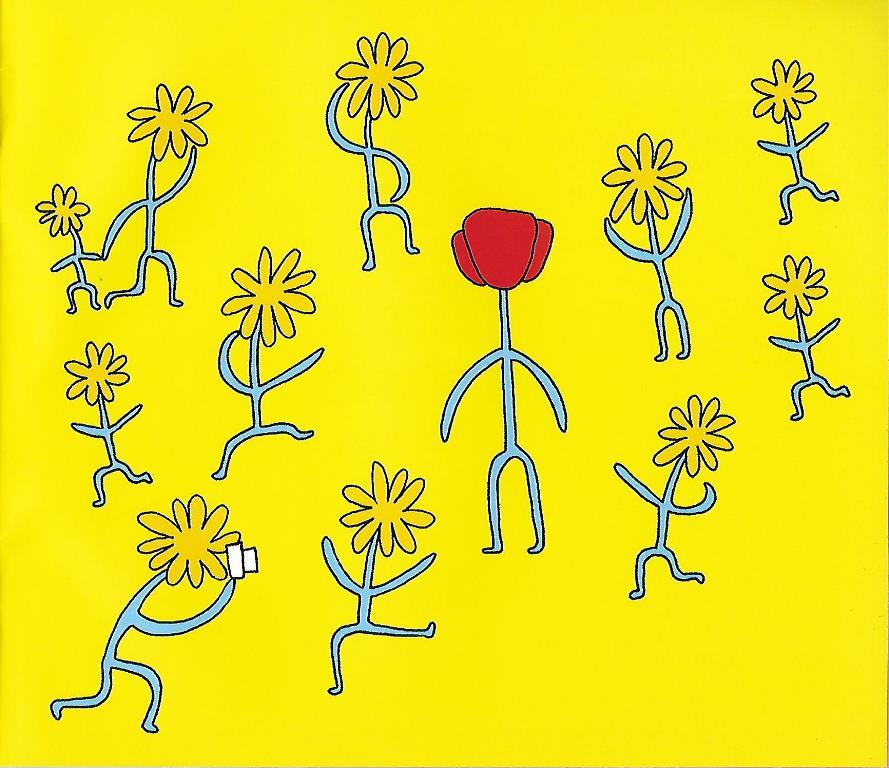 la fleur qui dÉrange – lire c'est partir