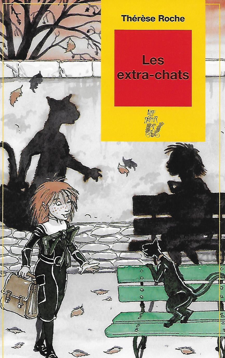 Couverture de Les extra-chats