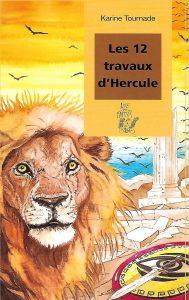 9017-COUV LES 12 TRAVAUX D'HERCULE