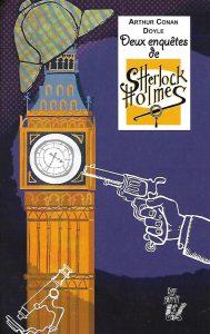 9054-COUV DEUX ENQUÊTES DE SHERLOCK HOLMES