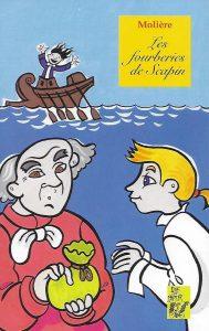 9085-COUV LES FOURBERIES DE SCAPIN