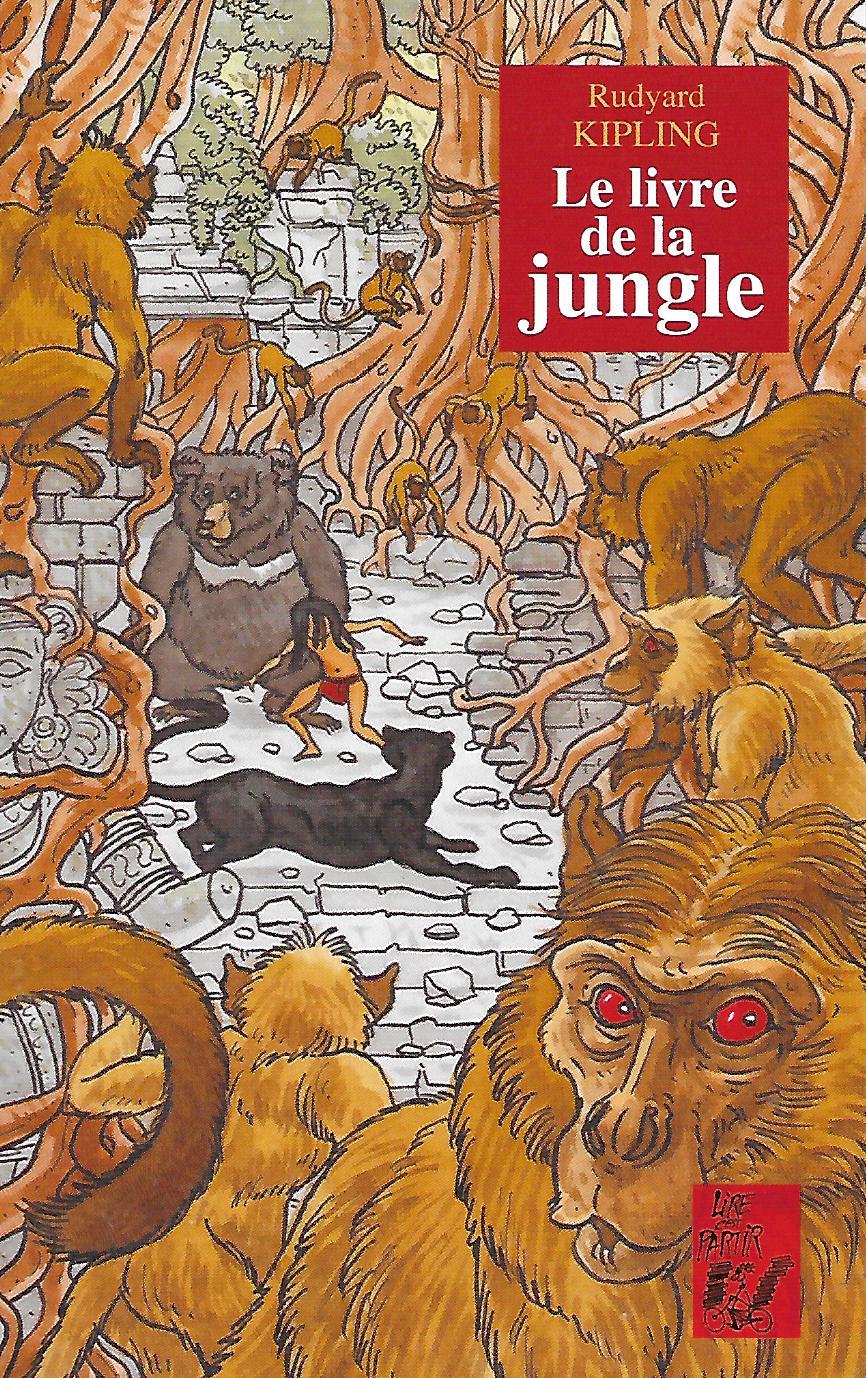 Le livre de la jungle lire c 39 est partir for Le livre de