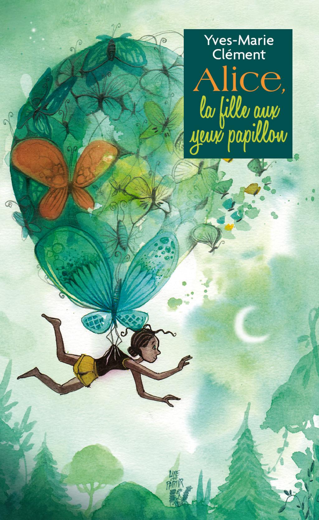 Alice : la fille aux yeux papillon