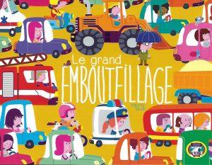 3015-COUV LE GRAND EMBOUTEILLAGE