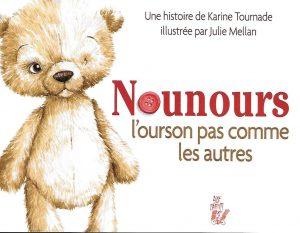3018-COUV NOUNOURS, L'OURSON PAS COMME LES AUTRES