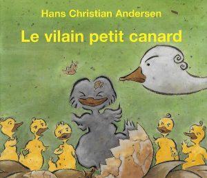 5015-COUV LE VILAIN PETIT CANARD