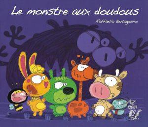 5020-COUV LE MONSTRE AUX DOUDOUS