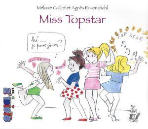 5025-COUV MISS TOPSTAR
