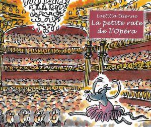 5055-COUV LA PETITE RATE DE L'OPÉRA