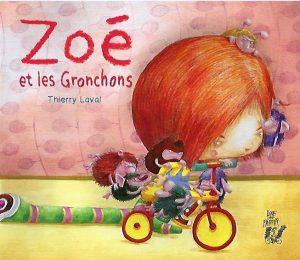 5086-1 ZOÉ ET LES GRONCHONS