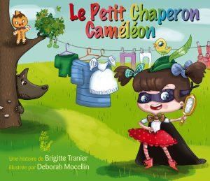 5095-COUV Le Petit Chaperon caméléon