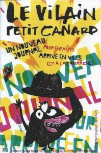 9096 - LA REVUE LE VILAIN PETIT CANARD N°1