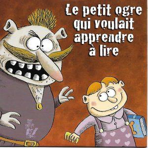0043-couv Le petit ogre qui voulait apprendre à lire et Le Mangebruit (CD)