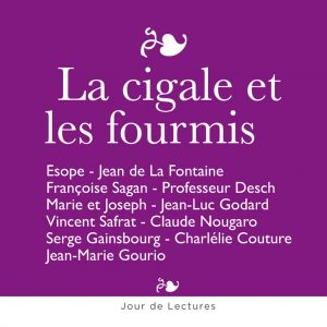0047 - CD JOUR DE LECTURES CIGALE_CD