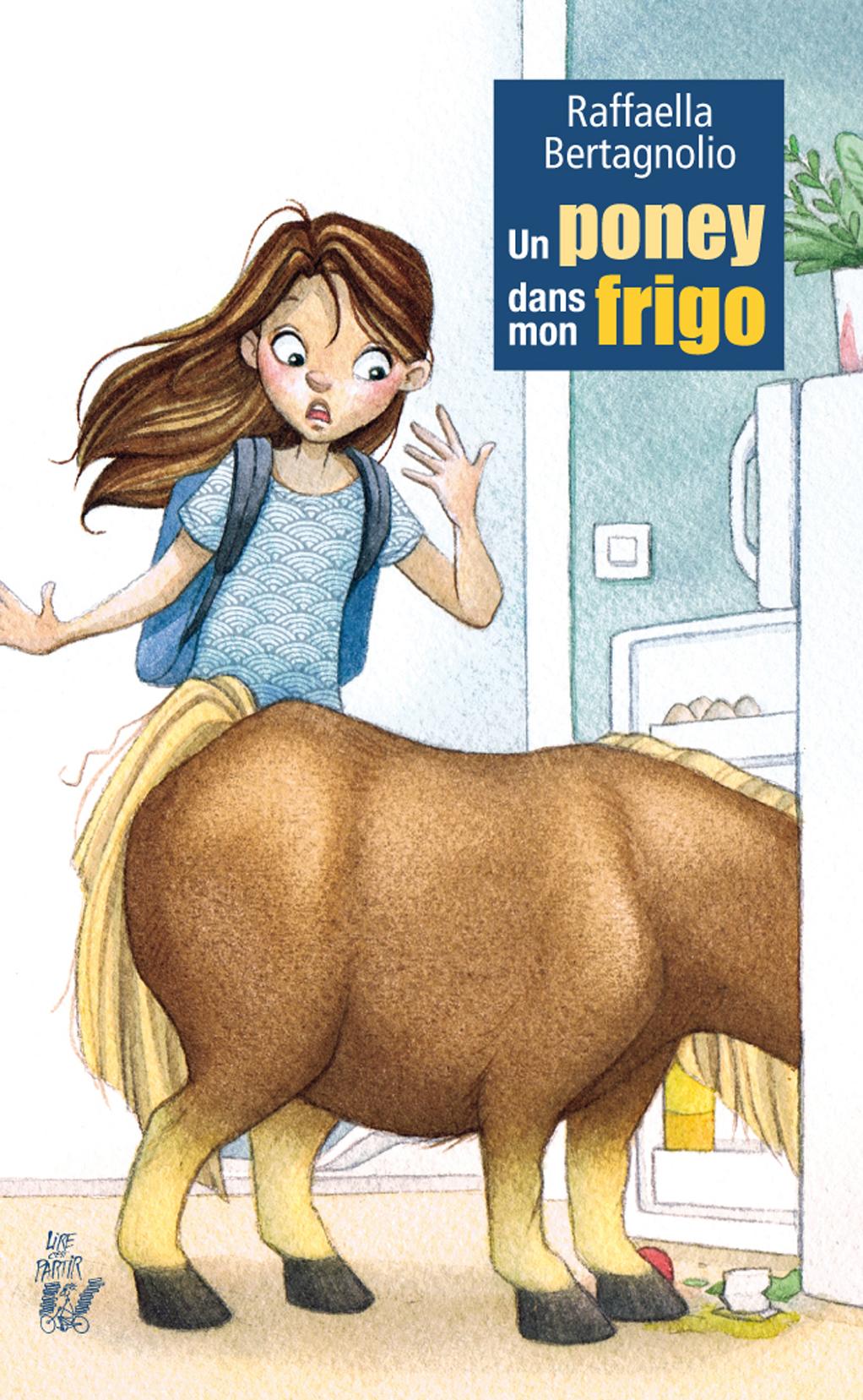 Un poney dans mon frigo lire c 39 est partir for 750g dans mon frigo
