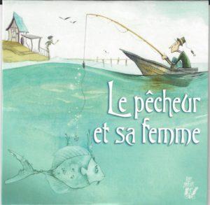 CD Le pêcheur et sa femme.1