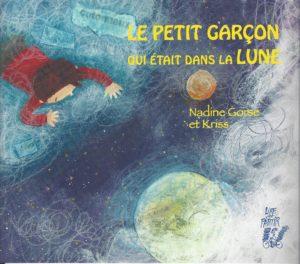 Petit garçon dans la lune couv